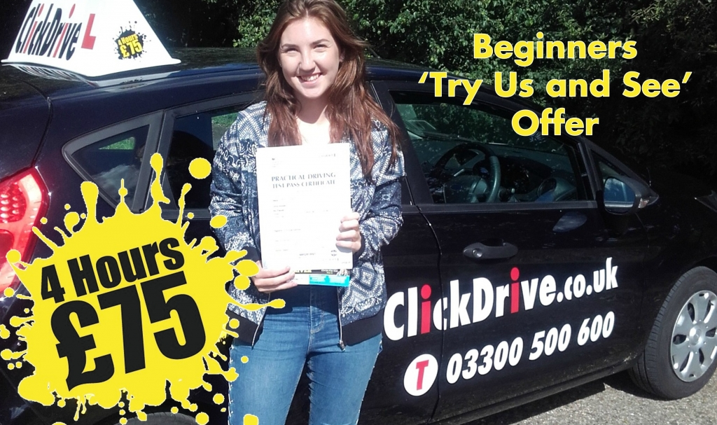 Driving Lessons with ClickDrive